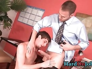 Drew and Jayden having some gay fucking part6