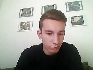 Austrian Cute Boy With Round Ass,Nice Hard Cock On Cam