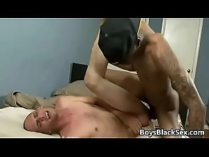 Black Muscular Gay Dude Fuck White Teen Boy Rough And Deep 16