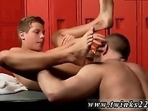 Two old guys rub there tiny cocks together gay porn Shay has already