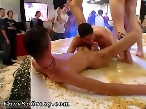 Philippine man hot gay sex the club filled with screens flashing some