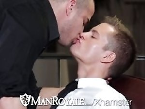 Joey Cooper and Alex Graham Fuck and cum everywhere